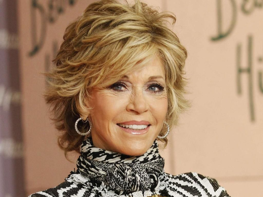 Jane Fonda Hair Styles: Editor-At-Large: Most Britons' Idea Of Exercise Is