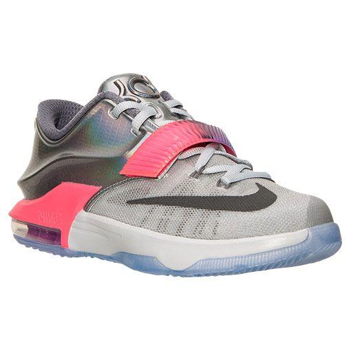 size 40 eb103 794aa Boys  Grade School Nike KD 7 Basketball Shoes - 744373 090   Finish Line