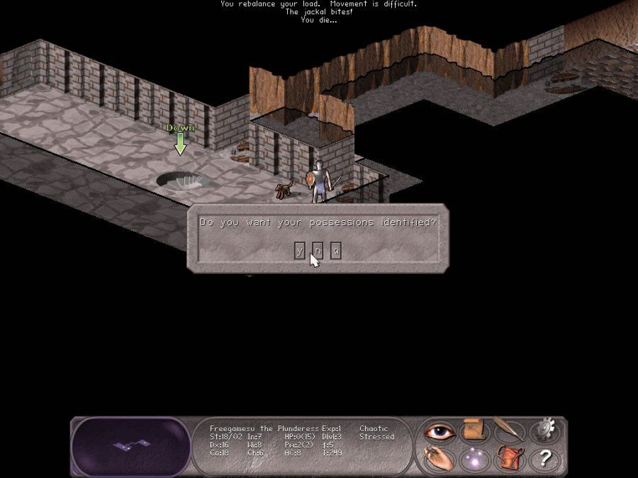 Download NetHack: Falcon's Eye, a freeware RPG game on Free