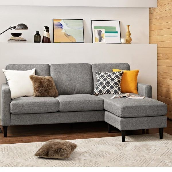Cazenovia Reversible Sectional Most Comfortable