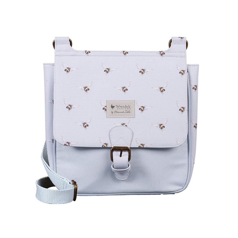 Wrendale Designs Satchel Crossbody Bag Dog