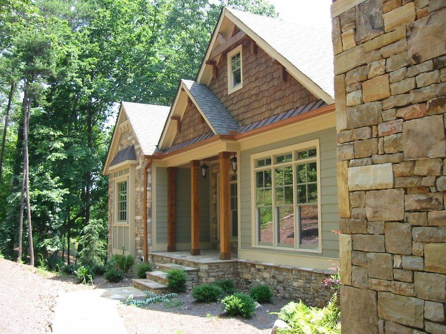 Rustic house plans with front porch house design plans for Rustic house plans with porches