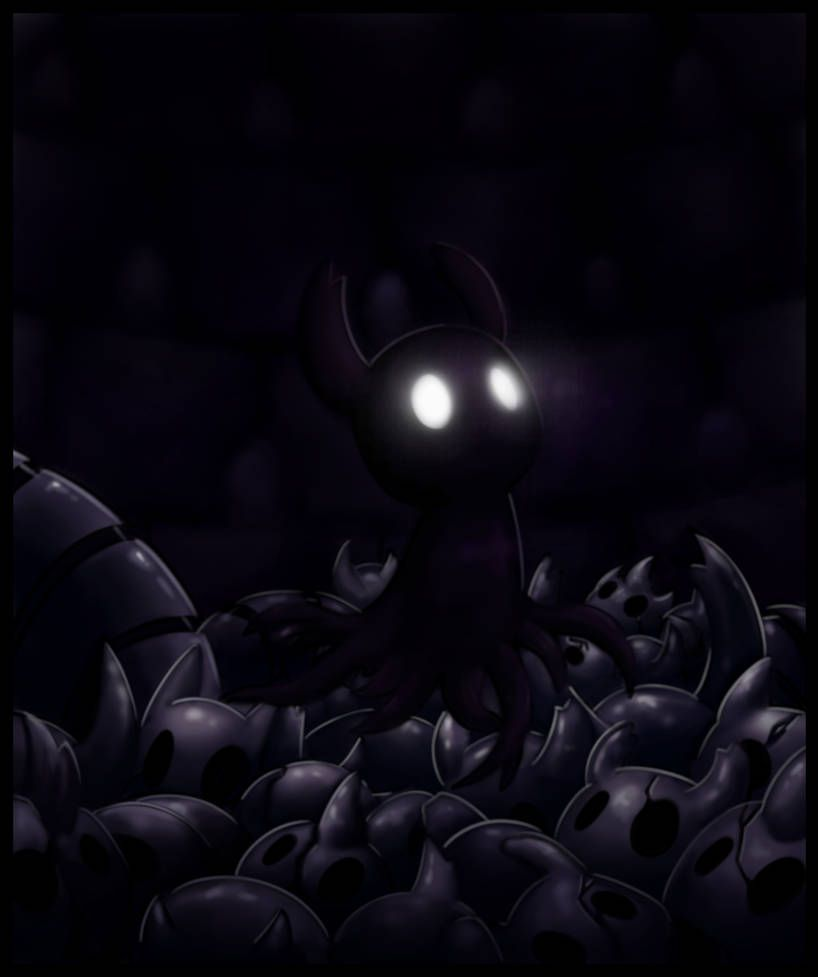Shade Hollow Knight by 0RedBird0 Knight, Hollow