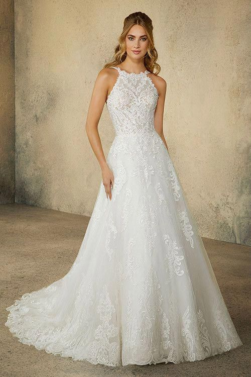 Wedding Dress out of Morilee by Madeline Gardner  - Rebecca 2071