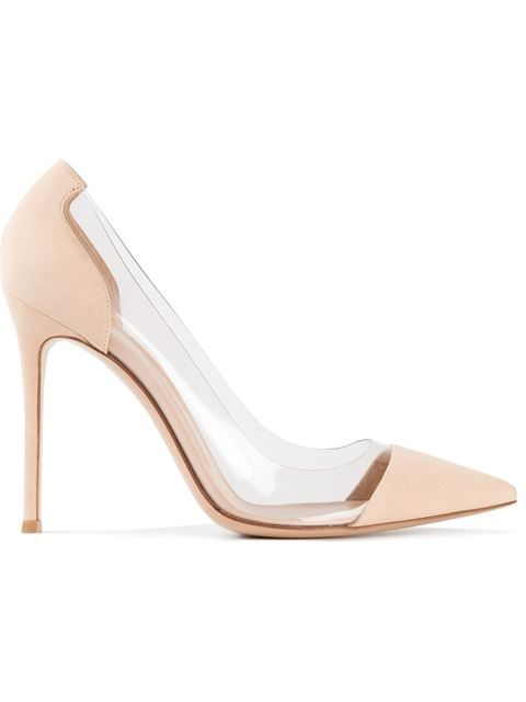 Shop Gianvito Rossi 'Plexi' pumps in Biondini Paris from the world's best independent boutiques at farfetch.com. Over 1000 designers from 300 boutiques in one website.