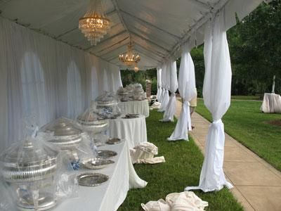 Party Central Wedding Tent Rentals Lafayette La Wedding Tent Wedding Wedding Table Settings