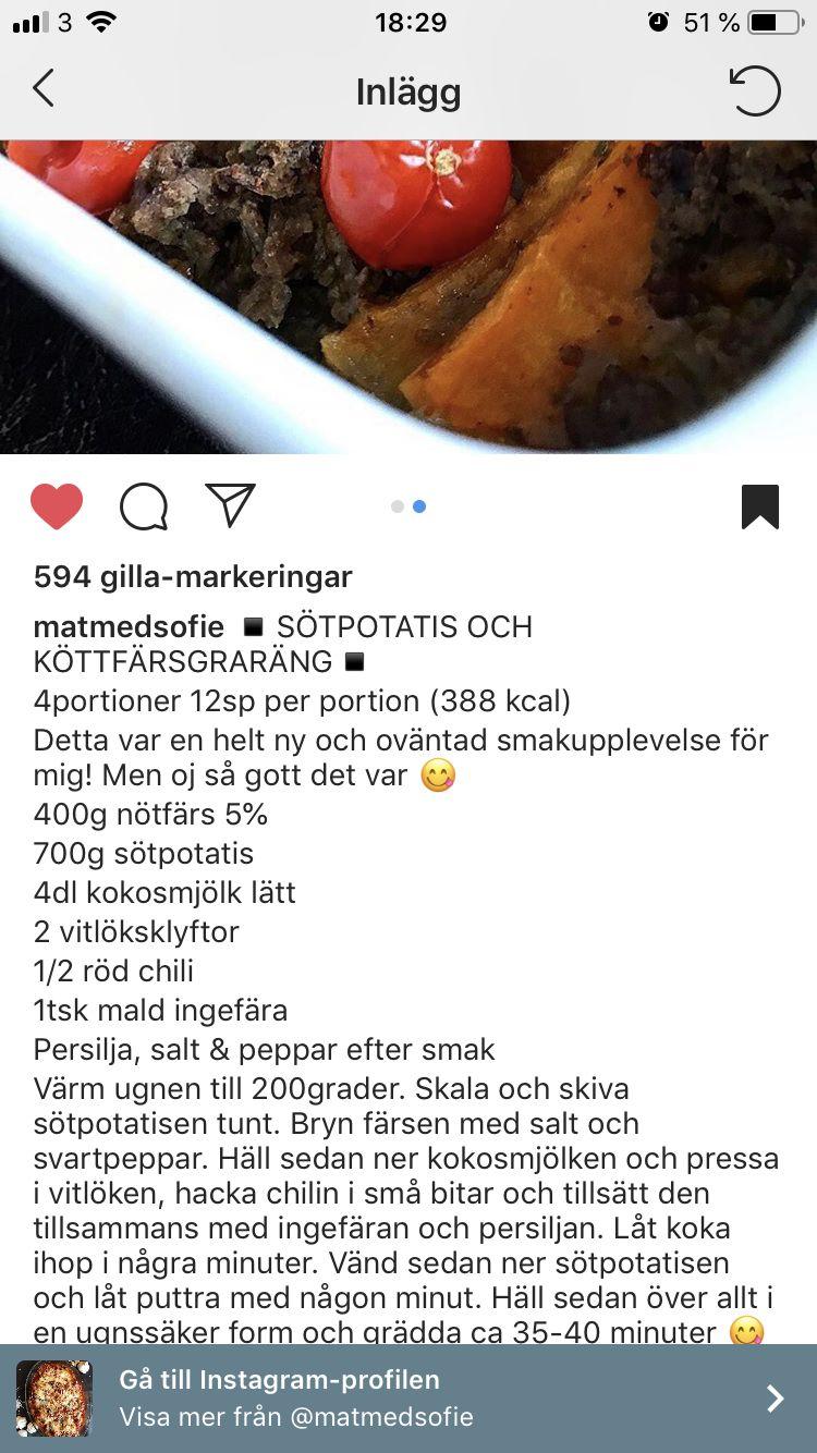 mat recept tips