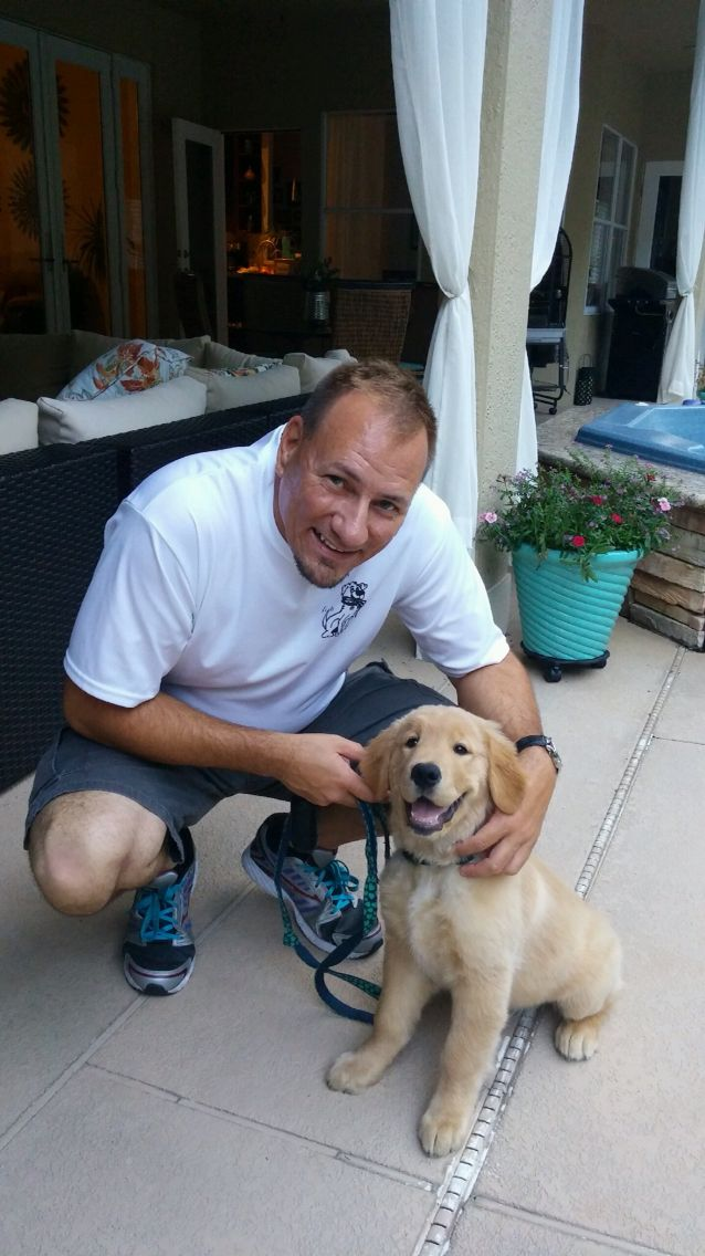 A Sweet Golden Retriever Puppy Named Zoey That I M Training In The Orlando Fl Area And Need A Dog Trained I Amazing Animal Pictures Puppy Names Dog Training