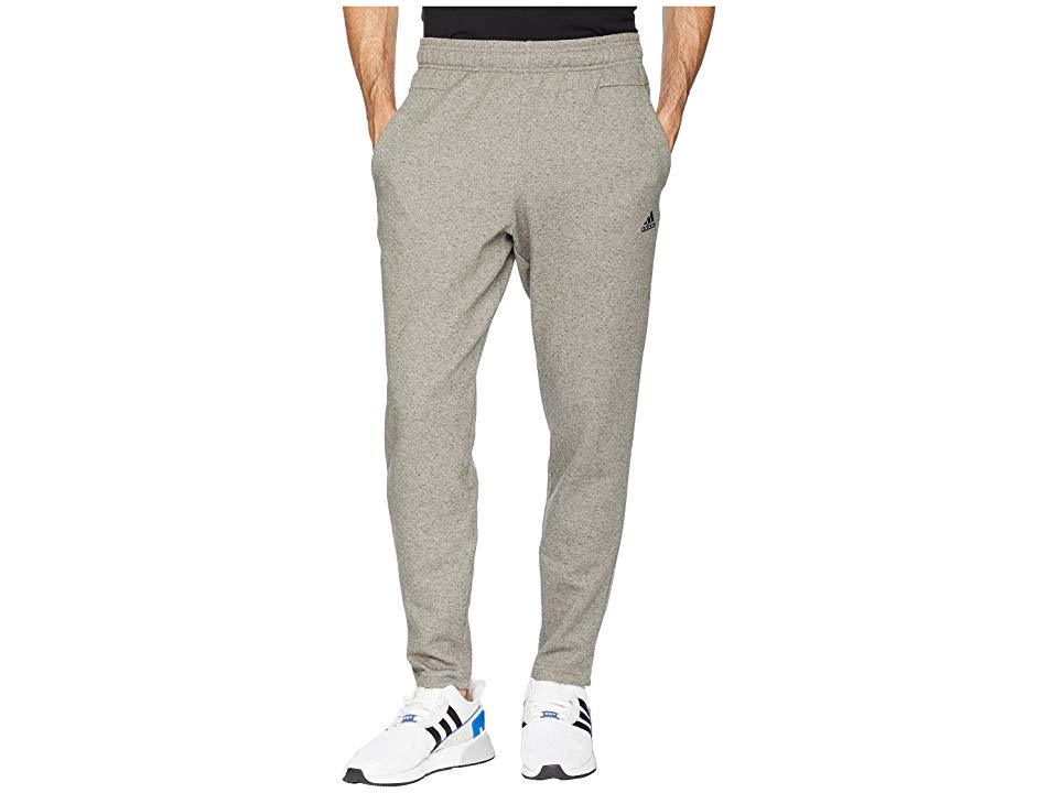 adidas Sport ID Stadium Pants Men's Workout Stadium Heather