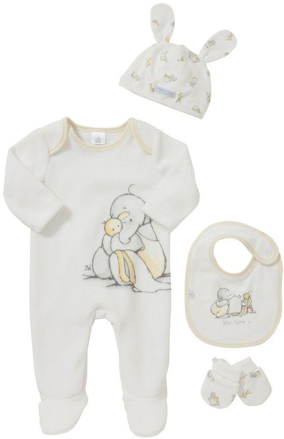 d89edc6a2 Humphrey's Corner 4 Piece Gift Set on shopstyle.co.uk   Baby stuff ...