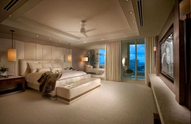 Pin by BuyMyVA House on Modern Master Bedroom Designs | Contemporary ...