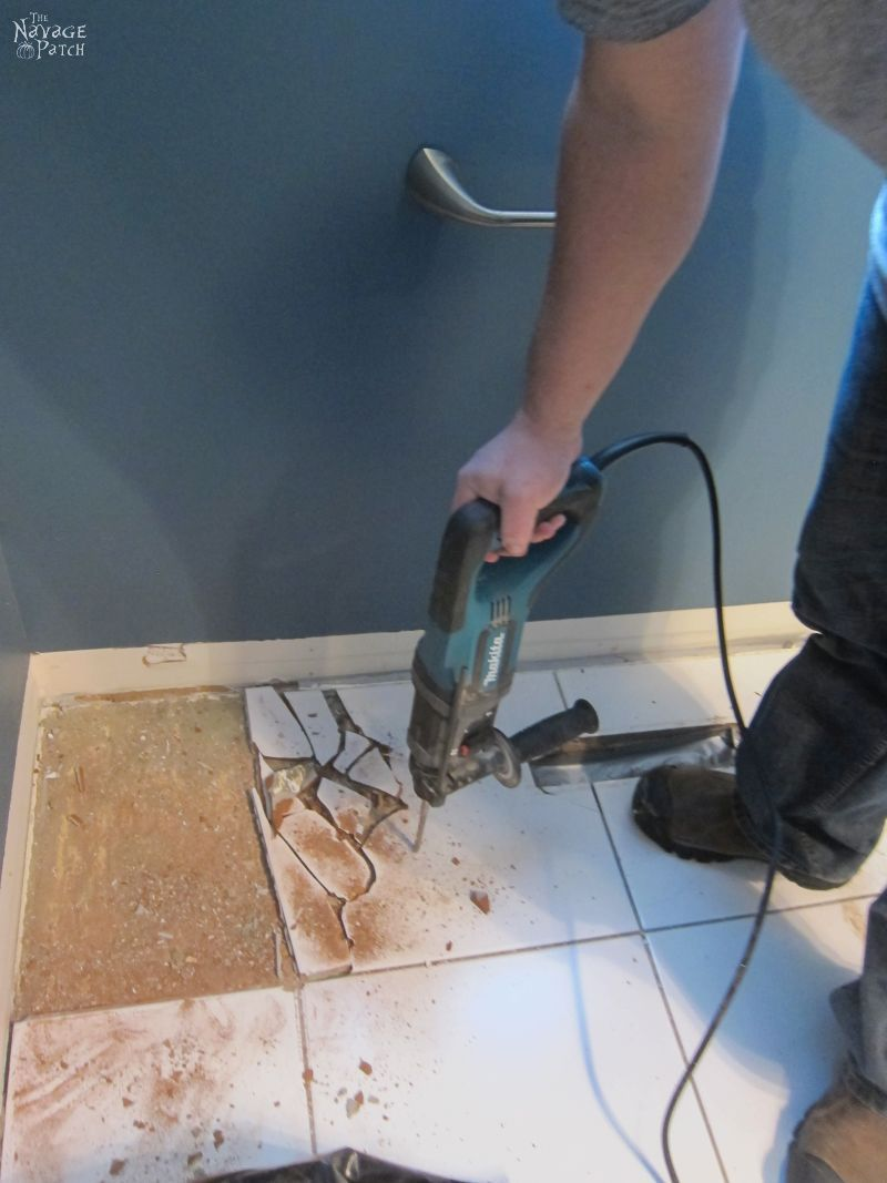 Guest Bathroom Renovation How To Remove A Baseboard How To Remove
