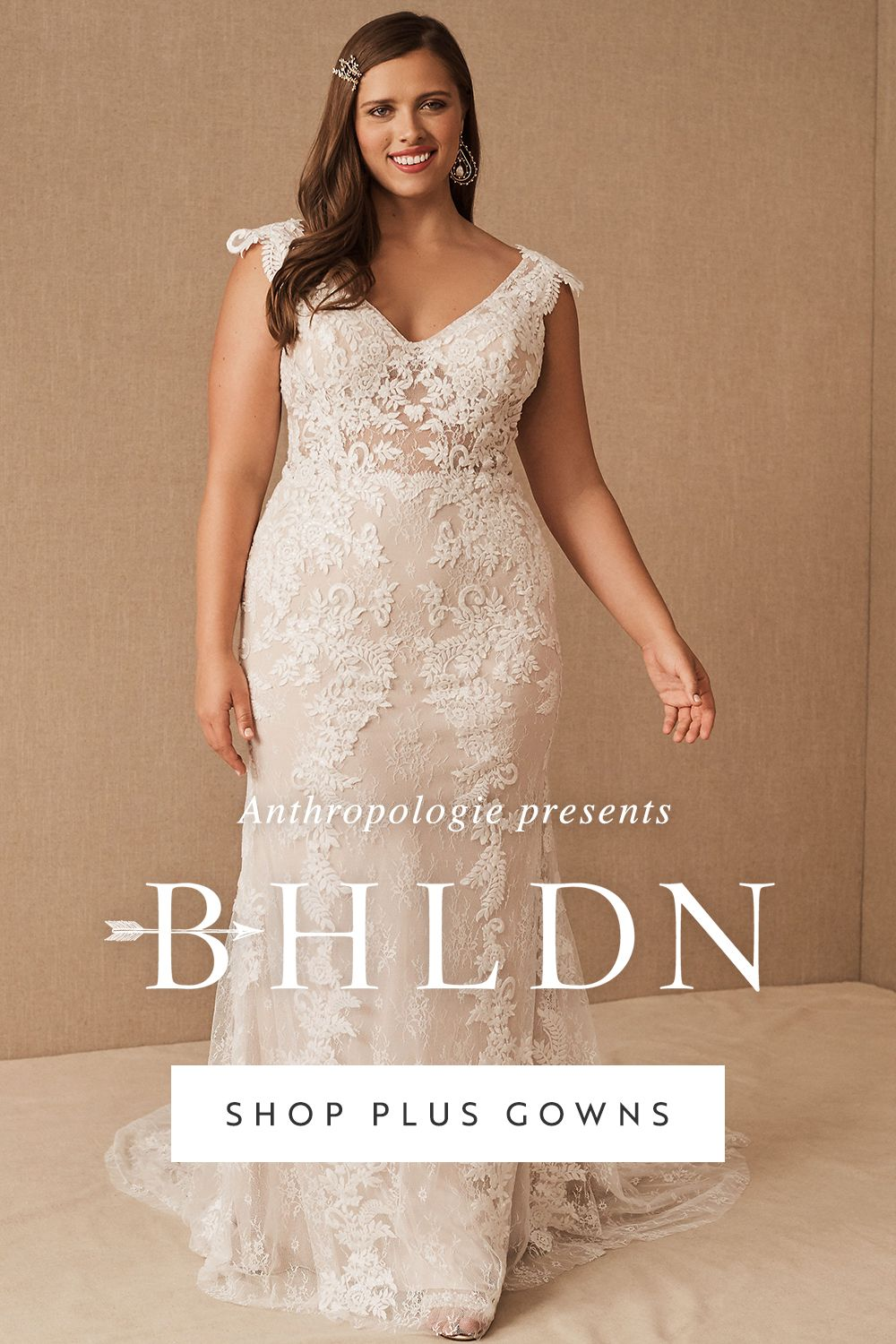 Plus Gowns Have Arrived In 2020 Boho Wedding Dress Lace Stunning Wedding Dresses Plus Size Wedding