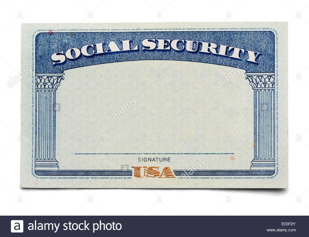 Social Security Card Template Trafficfunnlr With Social Security Card Temp Business Card Template Photoshop Social Security Card Free Business Card Templates