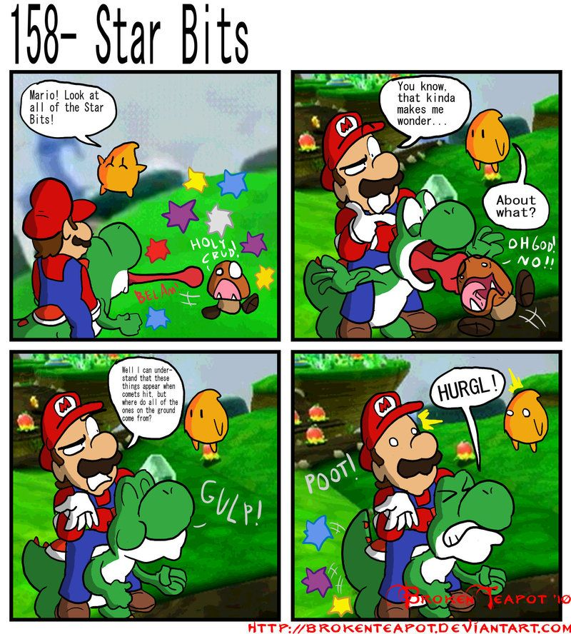 star bitsbrokenteapot on deviantart  mario funny