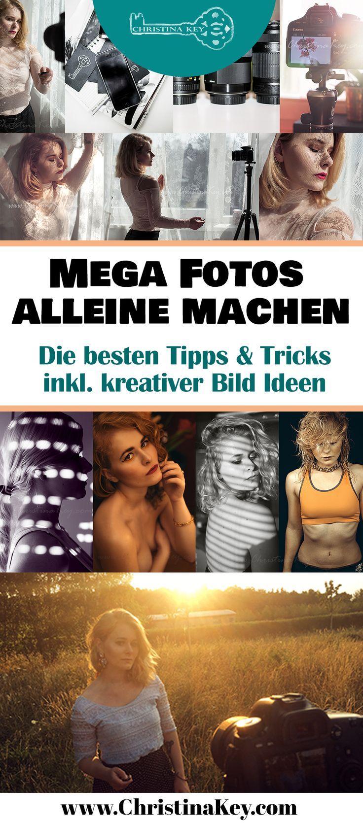 Fotos alleine machen Tipps #tippsundtricks