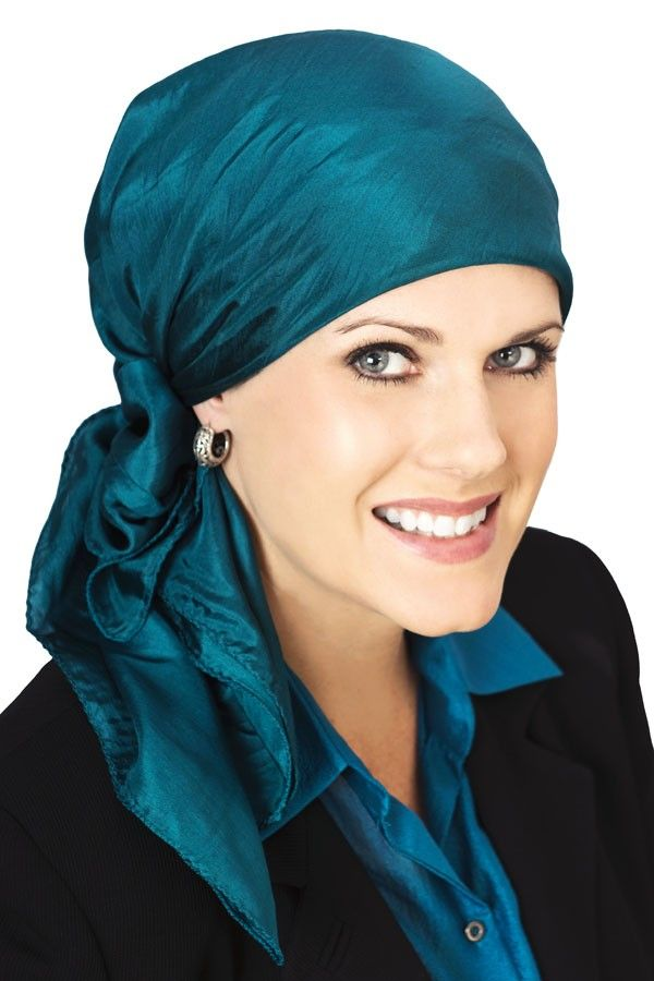 Solid Silk Square Head Scarf 100 Silk Scarves For Head Ladies Head Scarf Cancer Scarf Head Scarf
