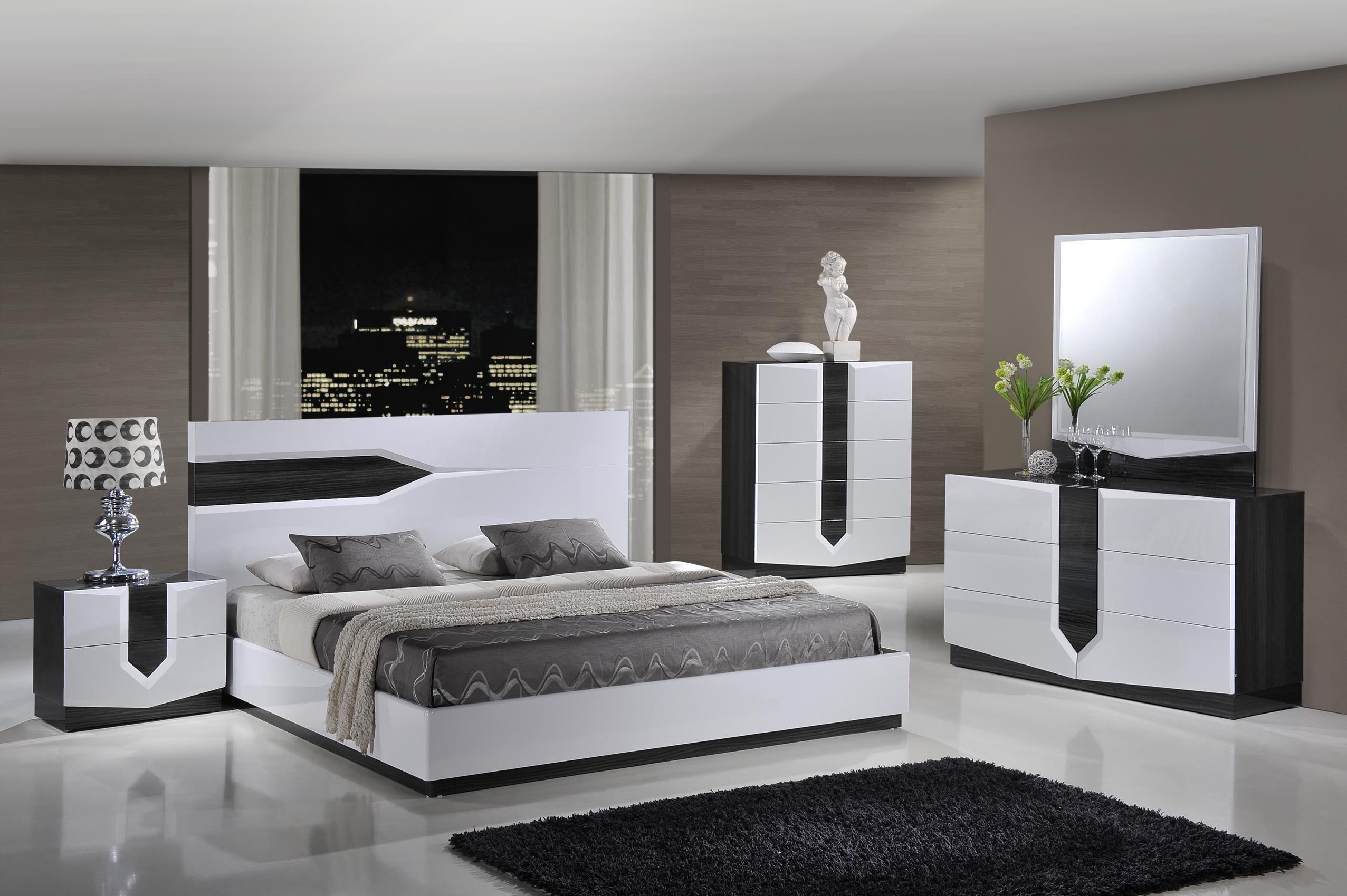 black gloss mirrored bedroom furniture dream house pinterest rh pinterest com