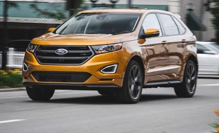 2015 Ford Edge Sport 2.7L EcoBoost Test – Review – Car and Driver