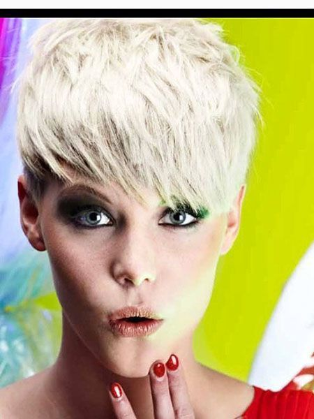 Short Hairstyles | Short current hairstyles | Pinterest | Short ...