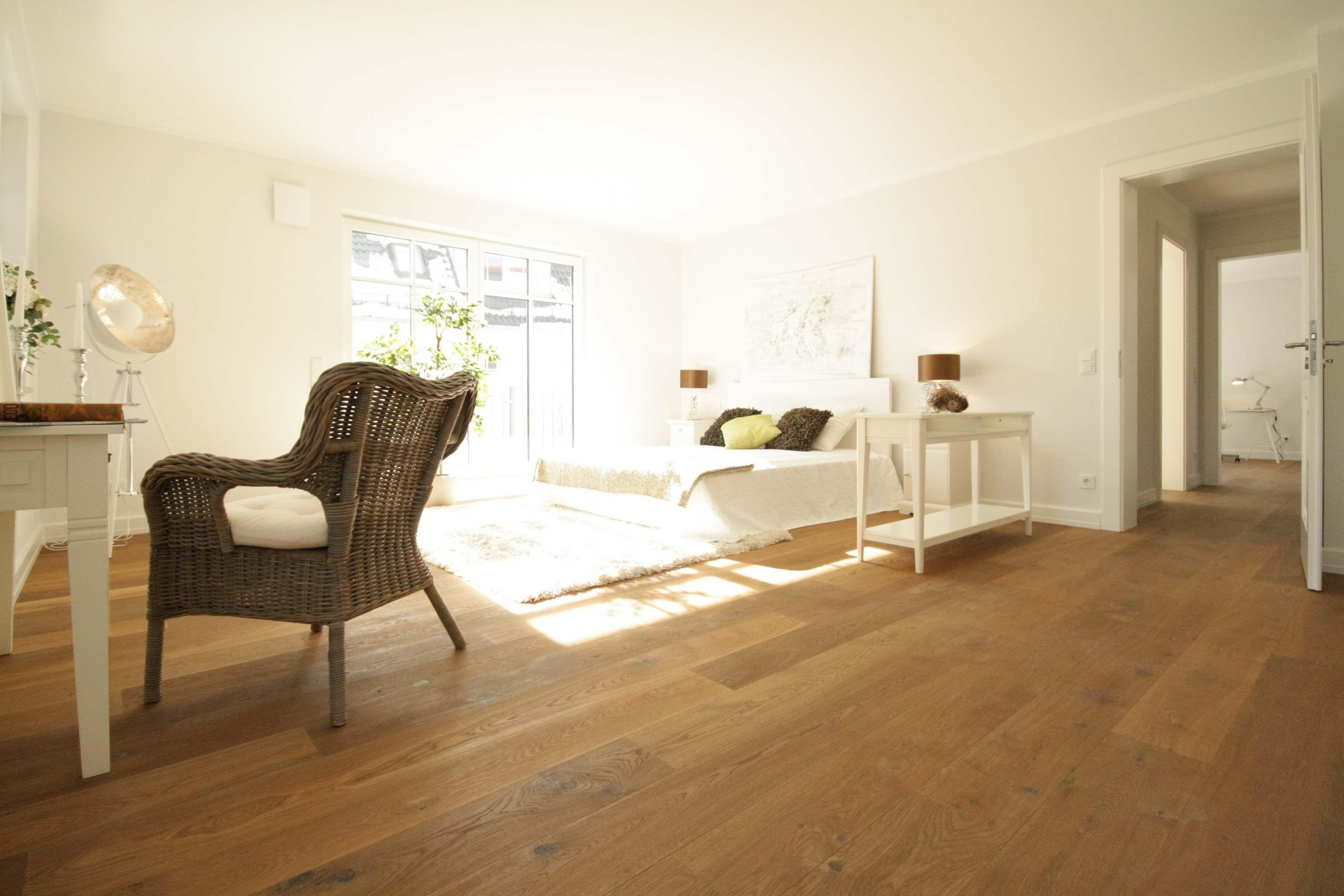 home staging neubau villa schlafzimmer | meine projekte, Schlafzimmer entwurf