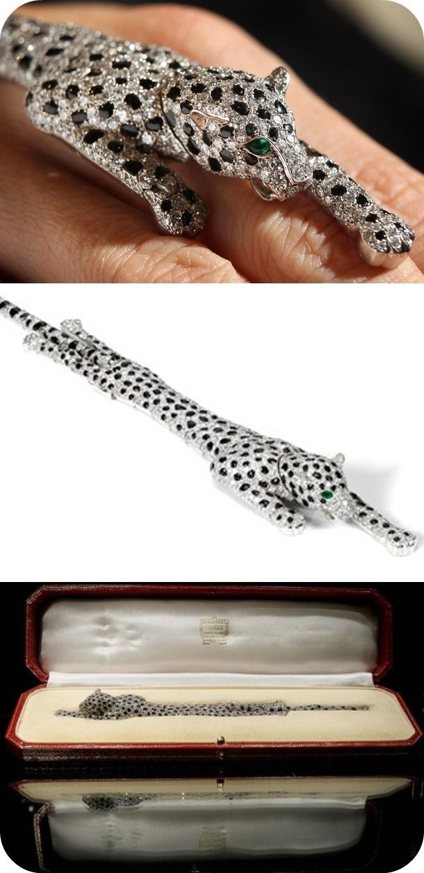 Cartier,  Duchess Of Windsor Wallis Simpson.....Uploaded By www.1stand2ndtimearound.etsy.com