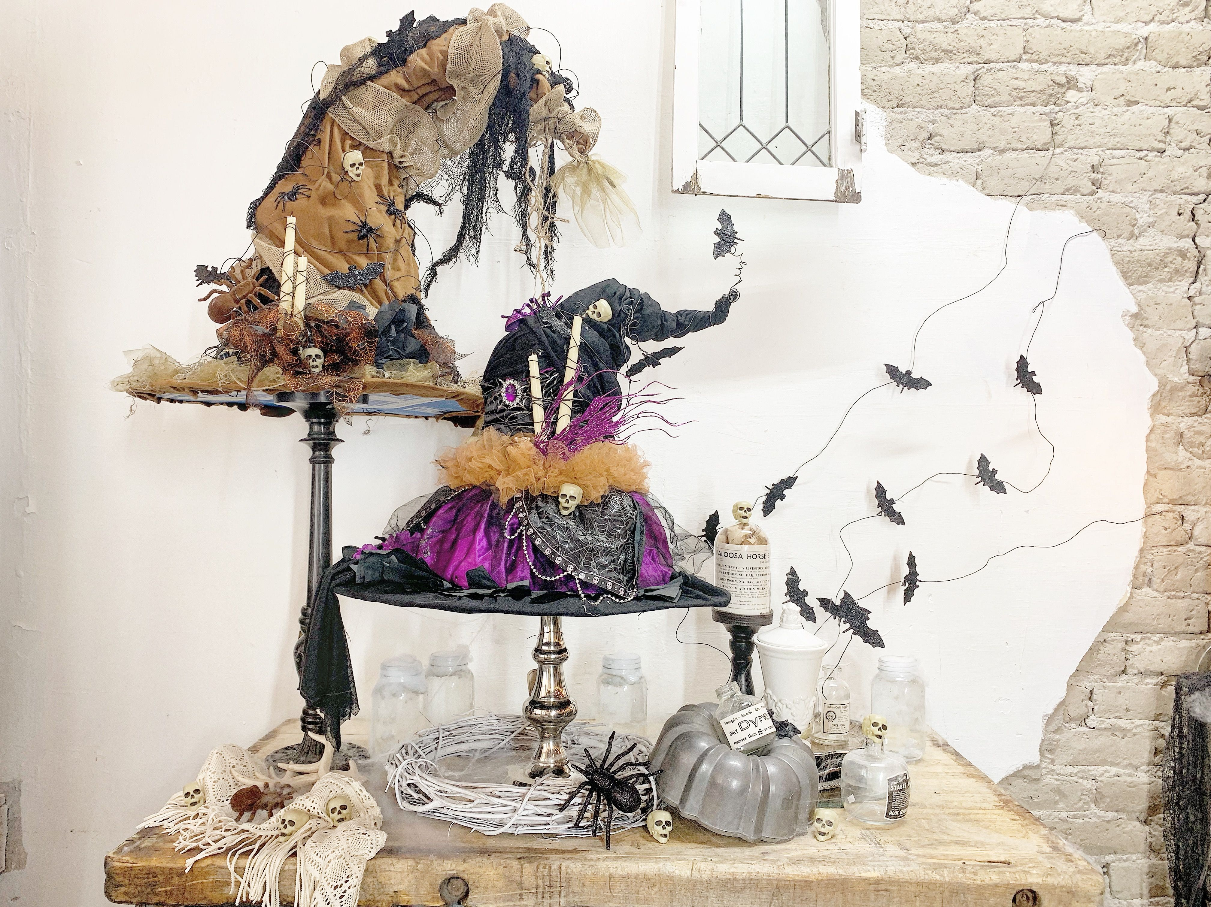 Must Try Diy You Ll Never Guess What These Witches Hats