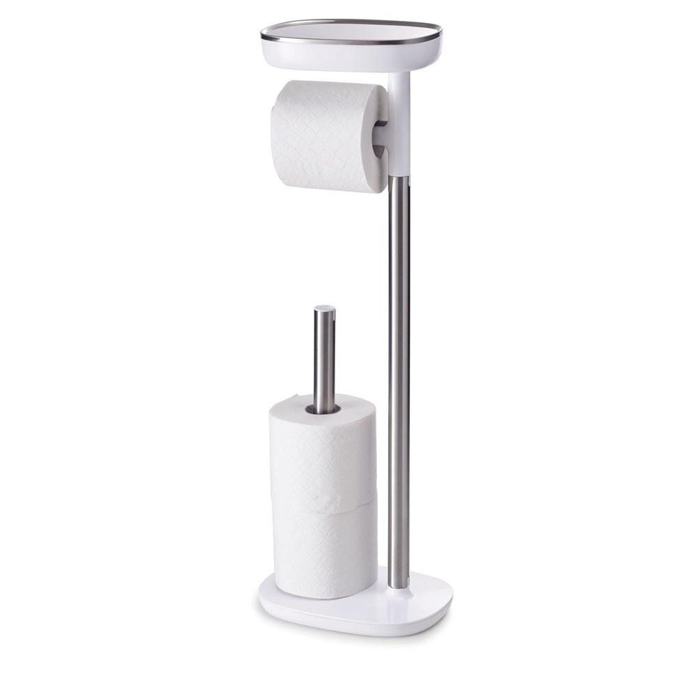 Joseph Joseph Easy Store Toilet Paper Stand Steel Toilet Paper Stand Toilet Paper Paper Stand
