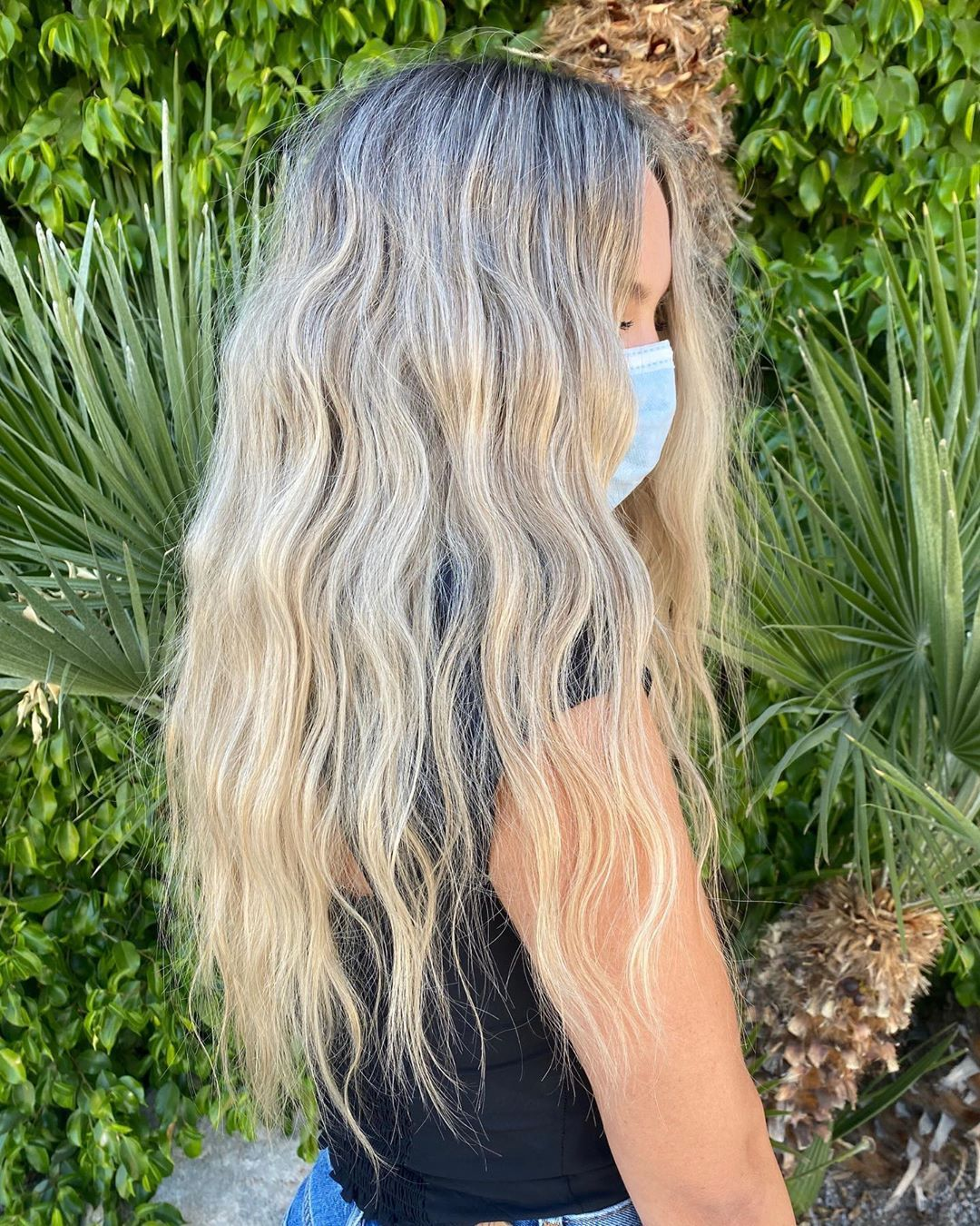 needed to post another... i just can't get enough! #dishwaterblondesalon #livedinhair #livedincolor #blonde