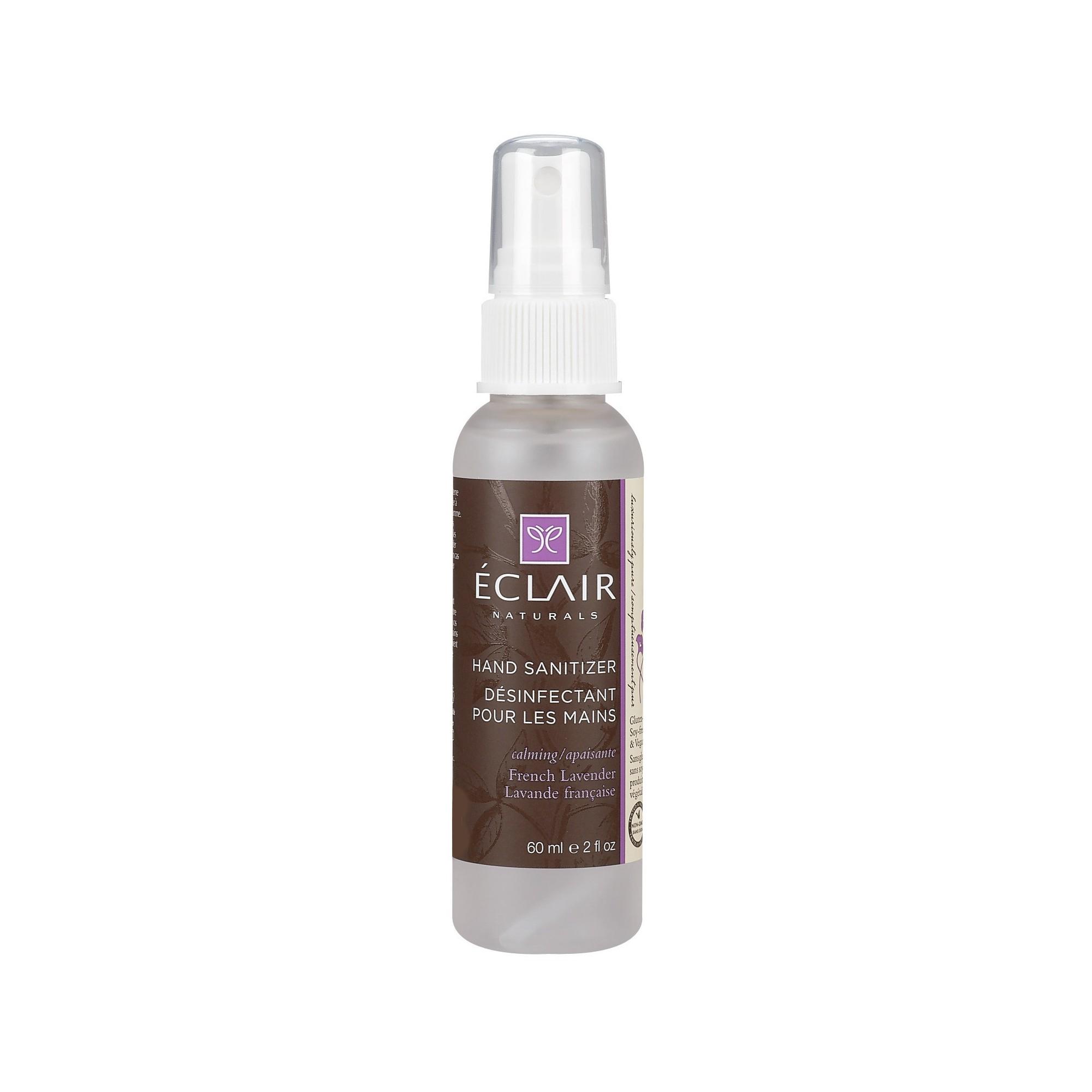 Diy Hand Sanitizer With Lavender Aloe Natural Hand Sanitizer