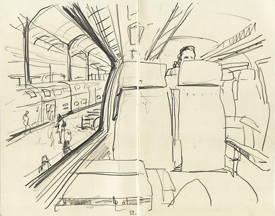 картинки чтобы рисовать в поезде хочу
