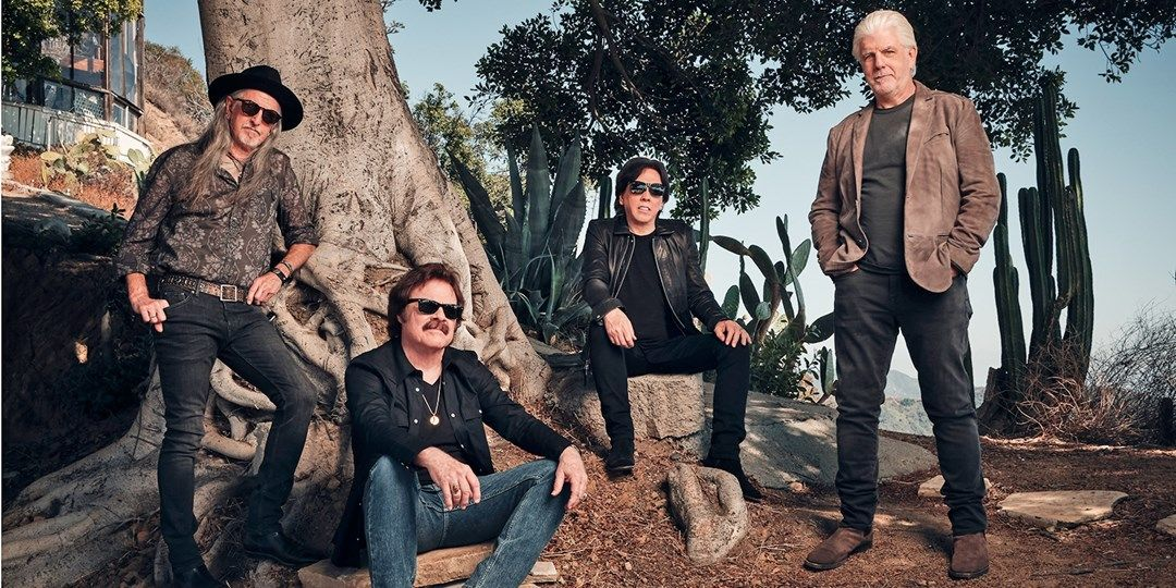 20 The Doobie Brothers 50th Anniversary Tour in