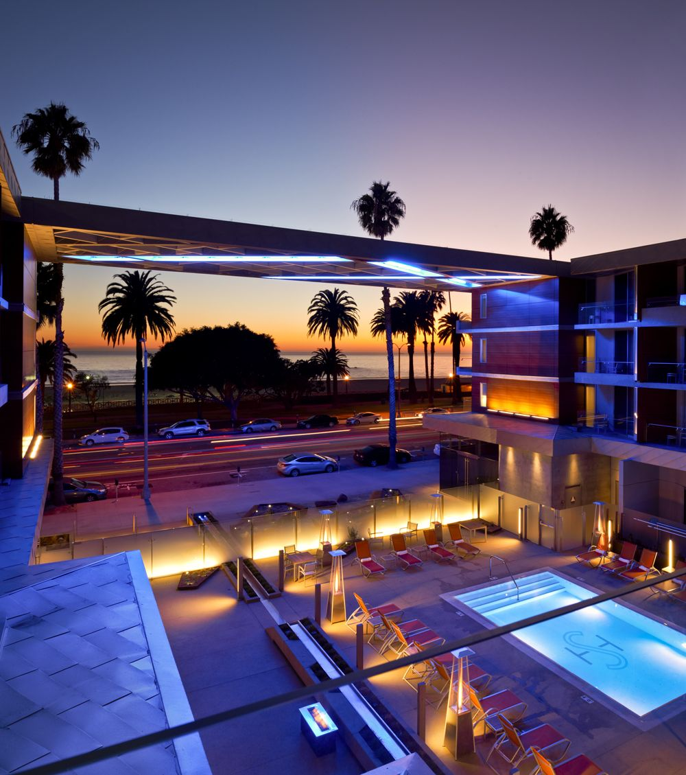 The Shore Hotel Gensler