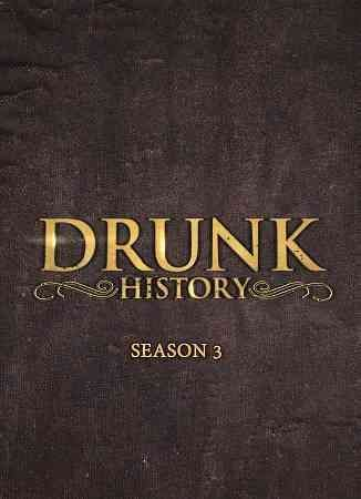 This release features every episode of the third season of the Comedy Central series DRUNK HISTORY, which enlists celebrities to recount historical events while imbibing on their favorite adult bevera