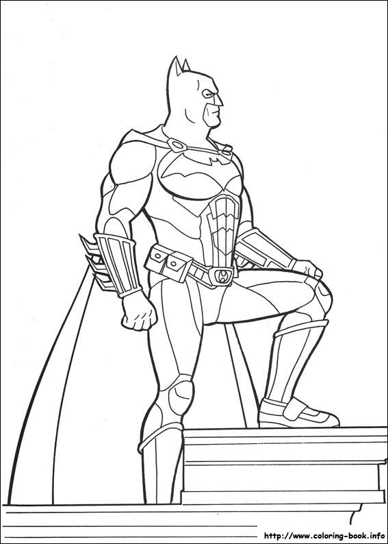 Batman Coloring Pages | All things helpful :) by Malika | Pinterest ...