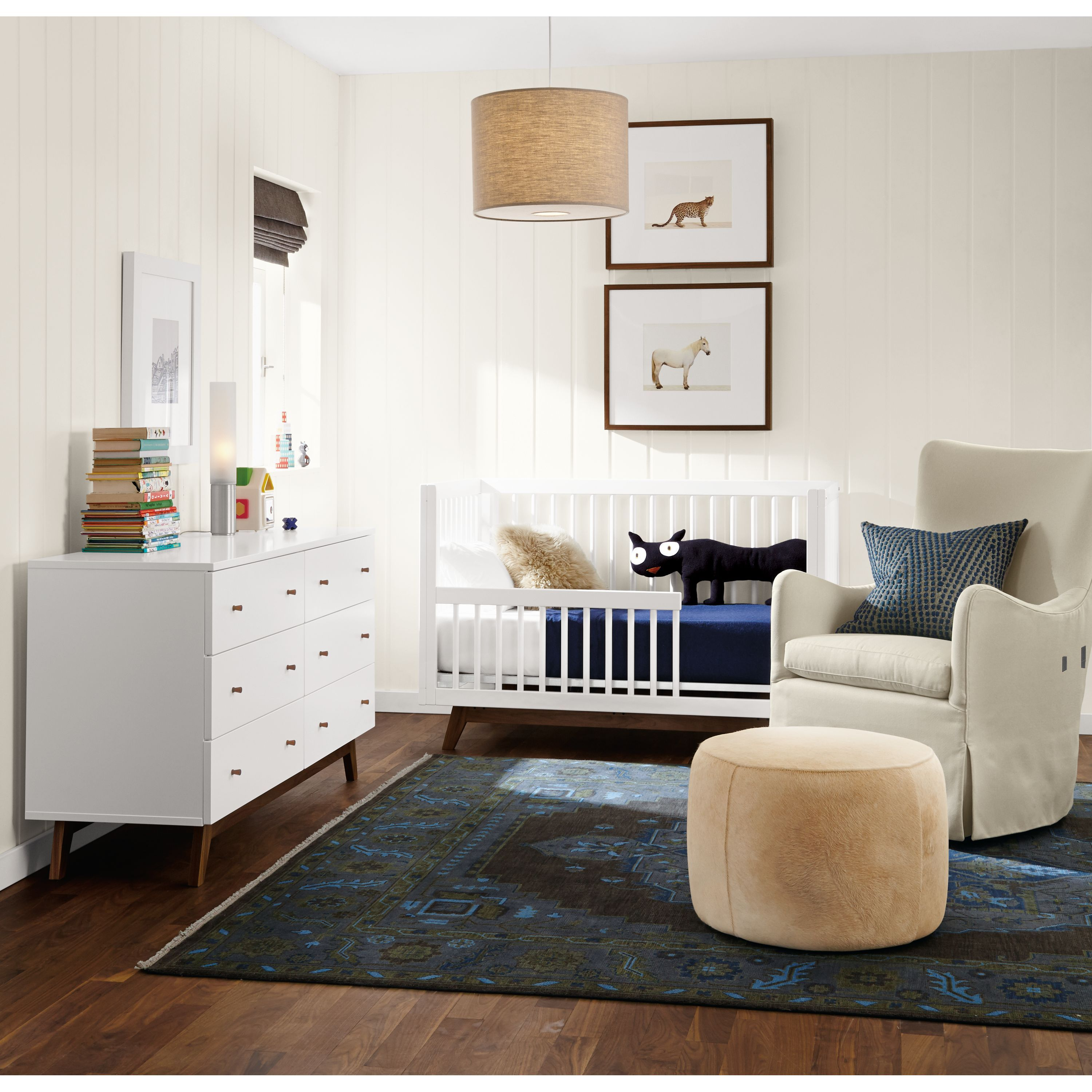 Toddler Bed Conversion Rail for Flynn Crib in 2019 ...