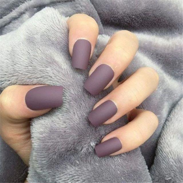BORN PRETTY 60 Colors Matte UV Gel Nail Polish in 2020 | Uv gel nail polish, Uv gel nails, Nail colors