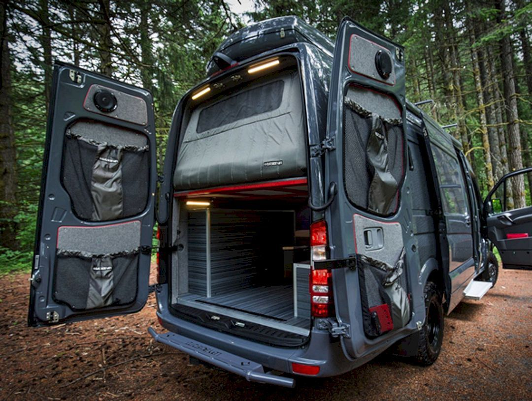 The Best 4x4 Mercedes Sprinter Hacks Remodel And Conversion 28 Ideas