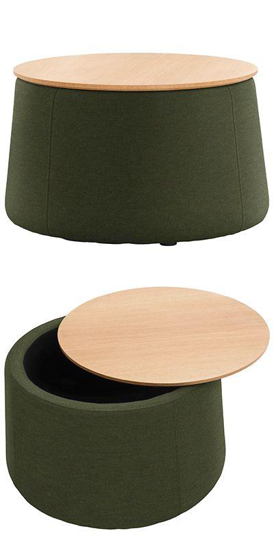 Hocker Holz, Textil Grün, Braun (mit Bildern) Hocker mit