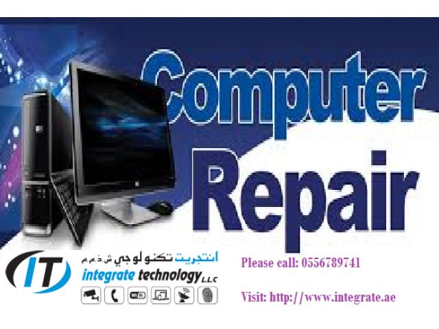 Computer apple laptop repair technician in Falcon city Dubai ...
