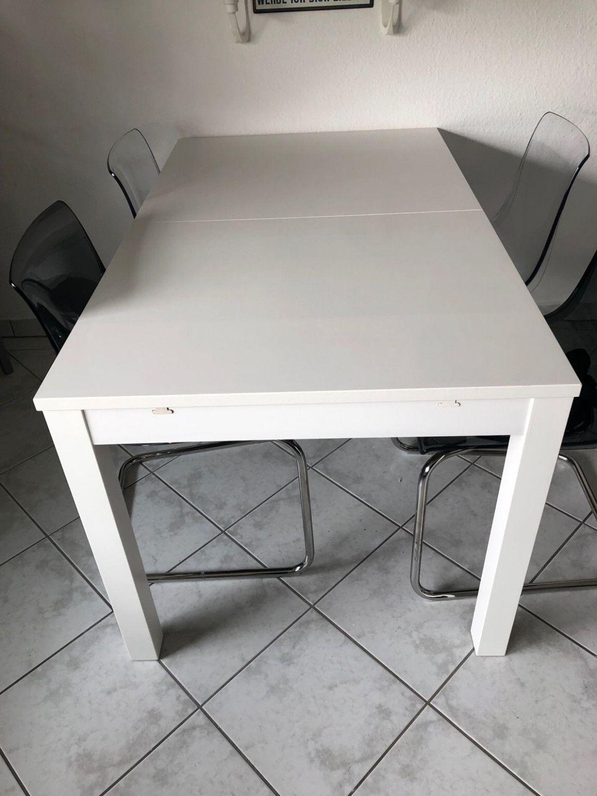 Schon Tisch Ikea Weiss Ausziehbar Kuchentisch Schon Tisch Ikea