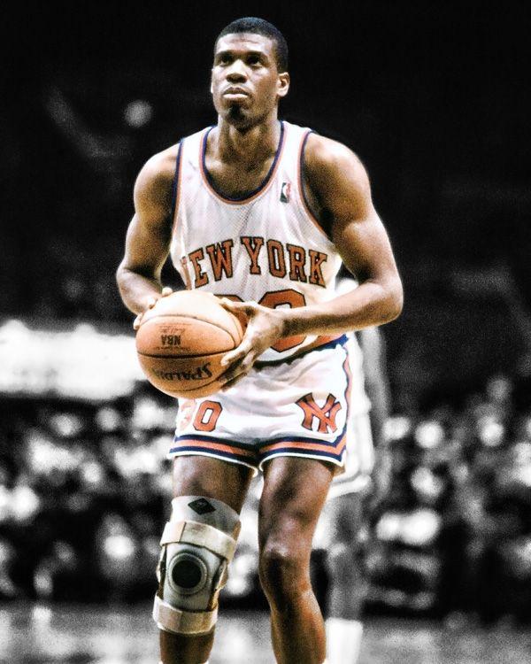 Bernard King Of The New York Knicks (a #NBA 2013 HOF