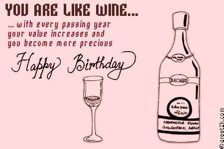 Image Result For Wine Sayings Alecias Ideas Birthday Quotes