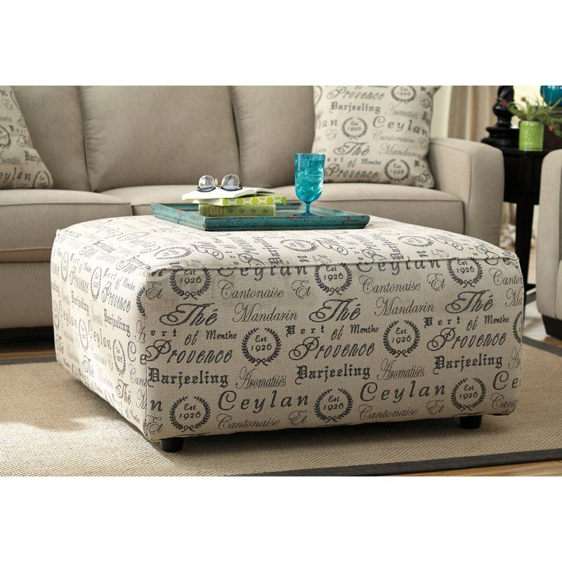 Wondrous Signature Design By Ashley Alenya Ottoman Products In 2019 Pabps2019 Chair Design Images Pabps2019Com