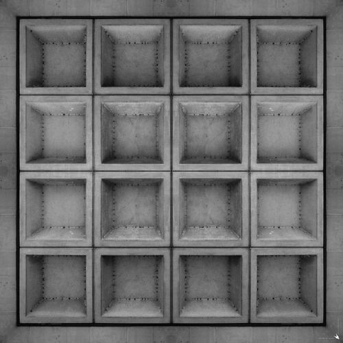 Snake Ranch Waffle Ceiling Ceiling Texture Coffered Ceiling