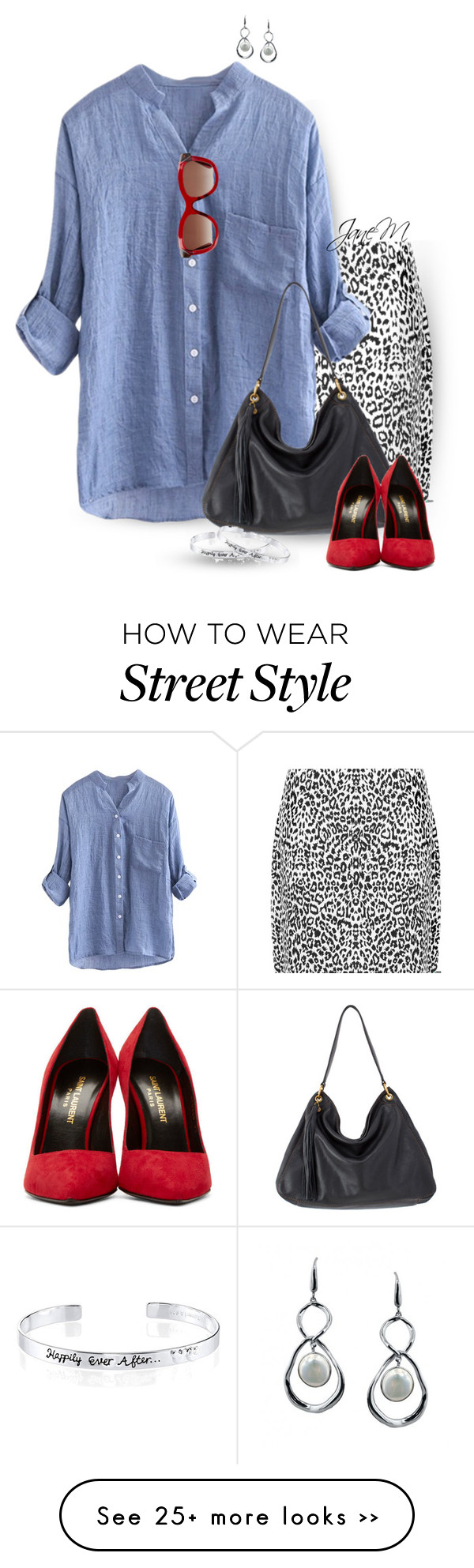 """""""Street style"""" by janemichaud-ipod on Polyvore"""