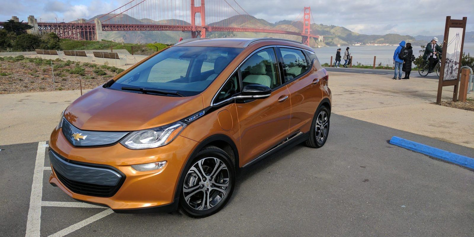 Gm S Chevy Bolt Ev Sales Increase To New High Of 1 642 Units