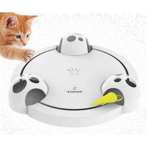 PetSafe Pounce Cat Toy, Interactive Automatic Toy for Cat