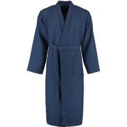 Photo of Vossen bathrobe unisex kimono Wellington-L winter night – 476 – L Vossen