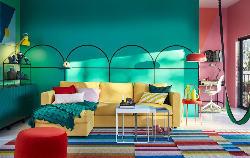 Wohnzimmer & Wohnzimmermbel online kaufen | Ikea ...